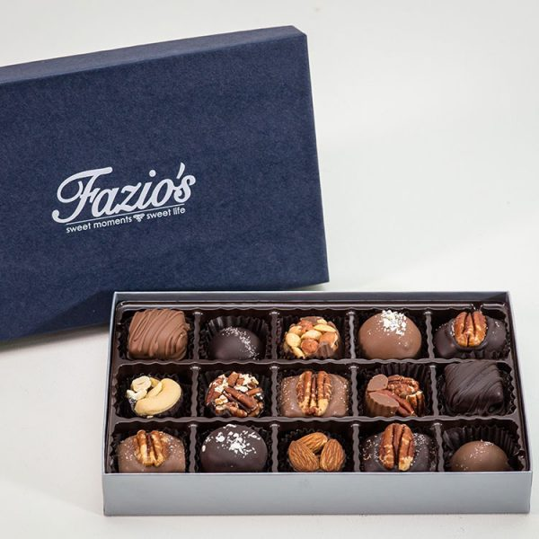 15-Piece Traditional chocolate box